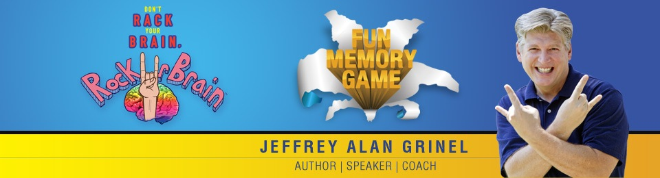 RockUrBrain Fun Memory Game